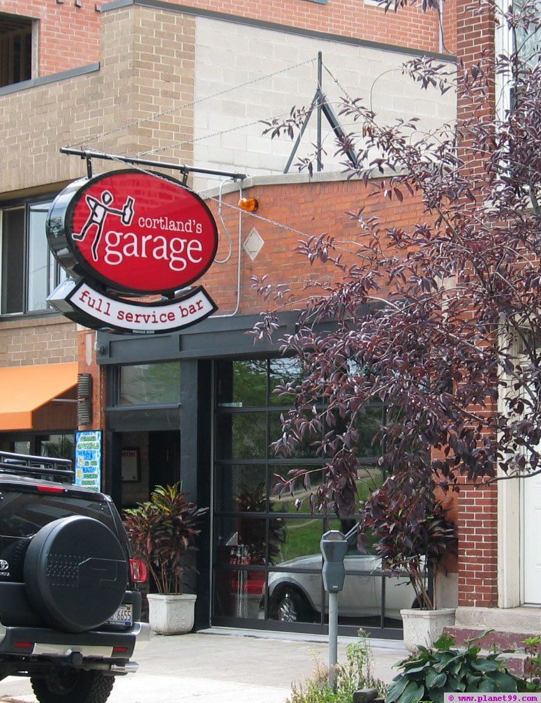 Cortland Garage , Chicago