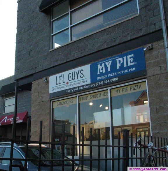 My Pi Pizzeria , Chicago