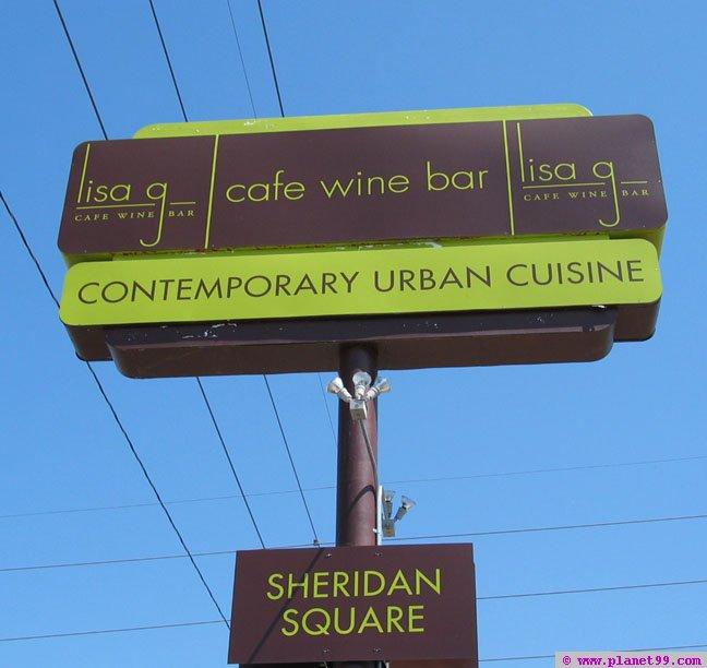 Lisa G Cafe Wine Bar , Phoenix
