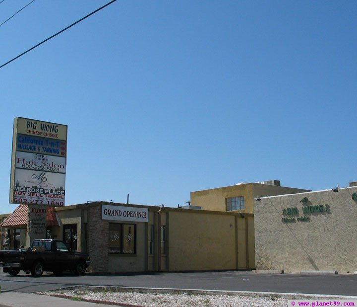 Big Wong , Phoenix