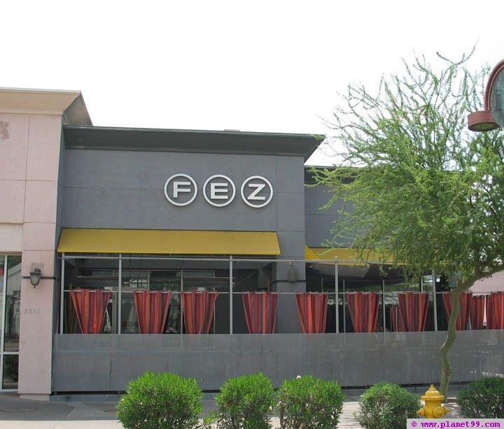Fez , Phoenix
