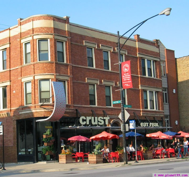 Crust  , Chicago