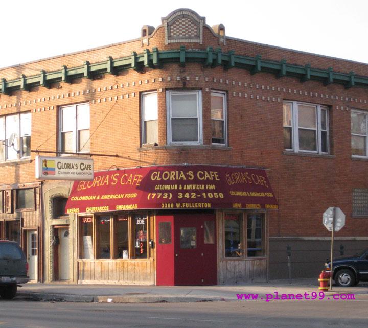 Gloria's Cafe  , Chicago