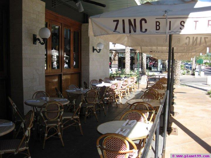 Zinc Bistro , Phoenix