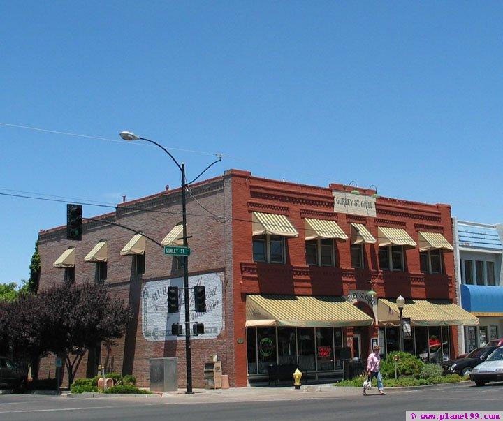Gurley Street Grill , Prescott