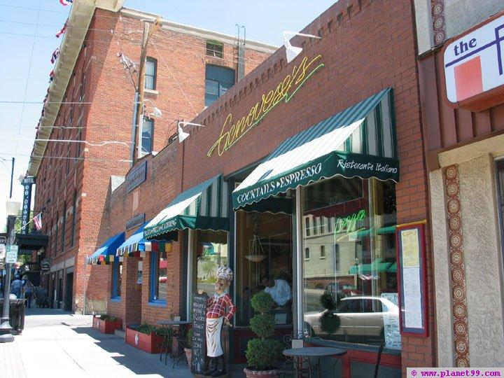 Prescott , Genovese's Restaurant