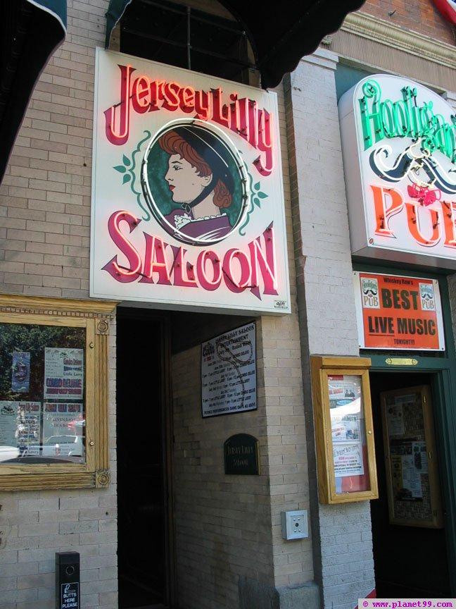 Jersey Lilly Saloon , Prescott