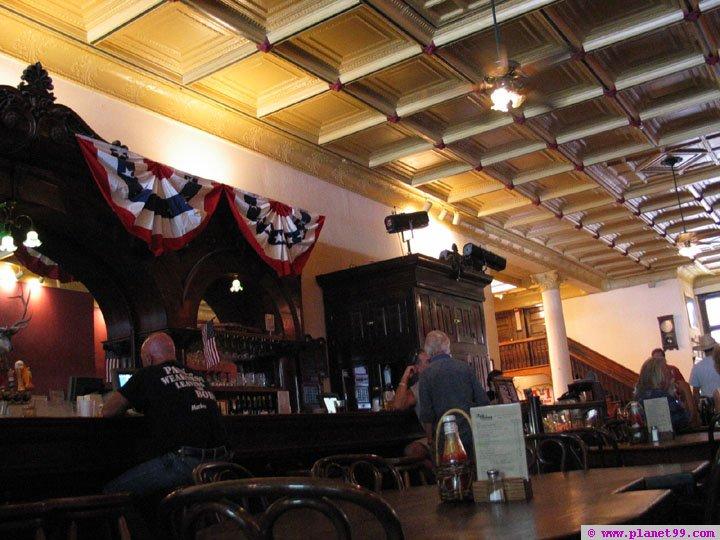 Palace Restaurant Saloon , Prescott