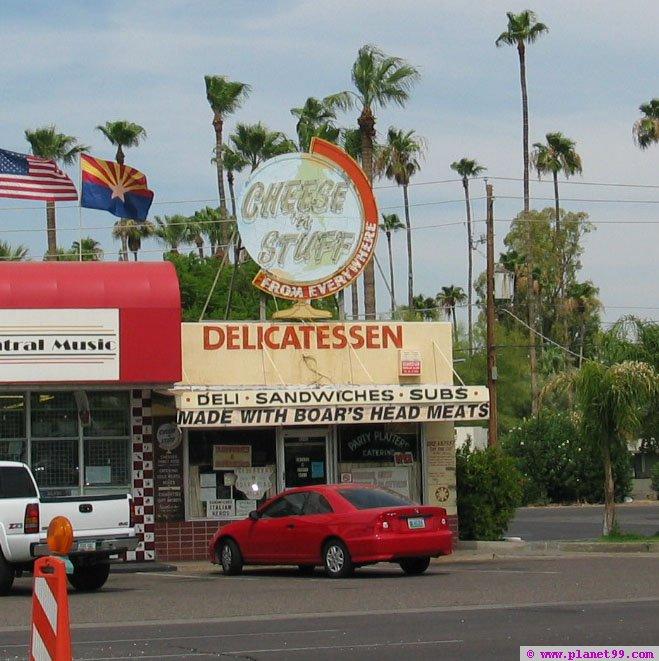 Cheese n Stuff , Phoenix