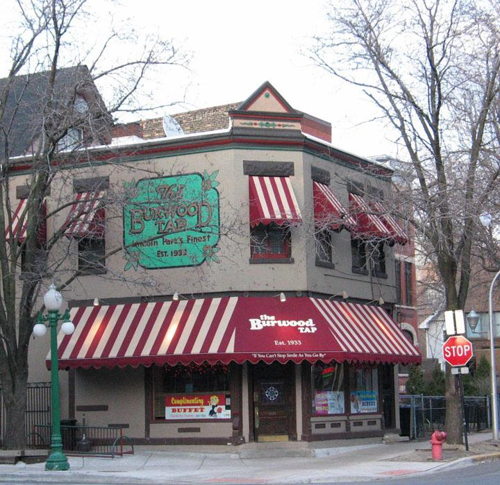 Burwood Tap , Chicago