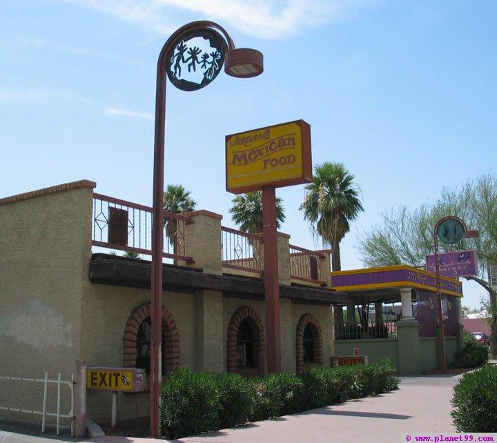 Jordan's Mexican Food , Phoenix