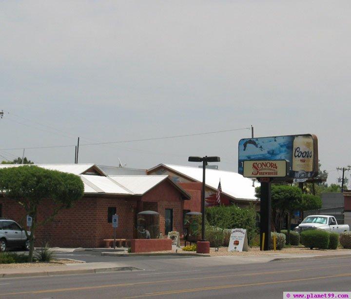 Sonora Brewhouse , Phoenix