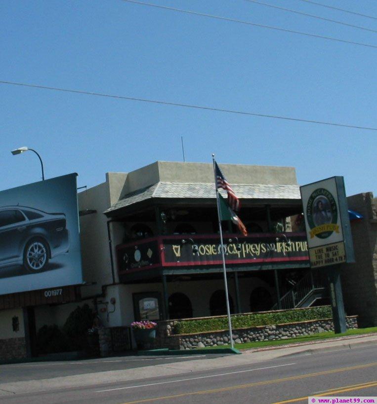 Rosie McCaffrey's Irish Pub , Phoenix