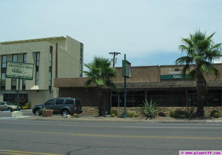 Armadillo Grill , Phoenix