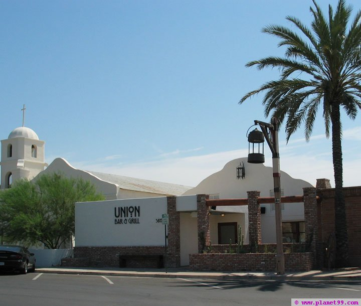 Union Bar and Grill , Scottsdale