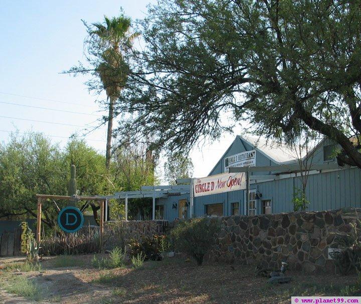Circle D Restaurant , Cave Creek