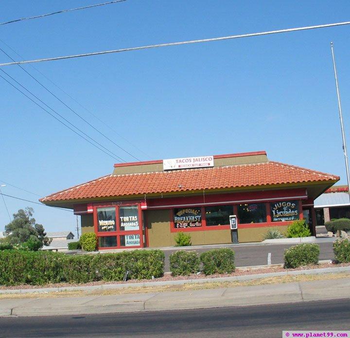 Tacos Jalisco , Phoenix