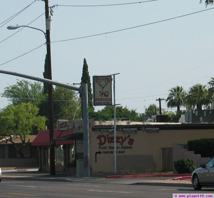 Dizzy's , Phoenix