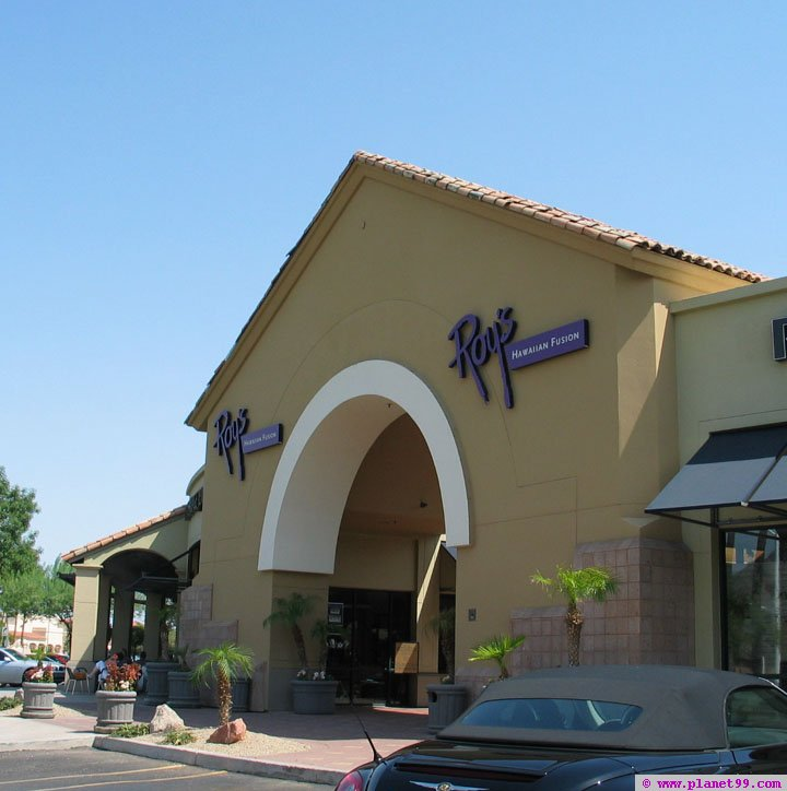 Roy's , Scottsdale