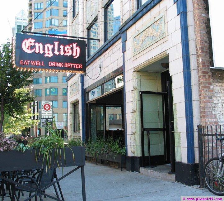 English , Chicago