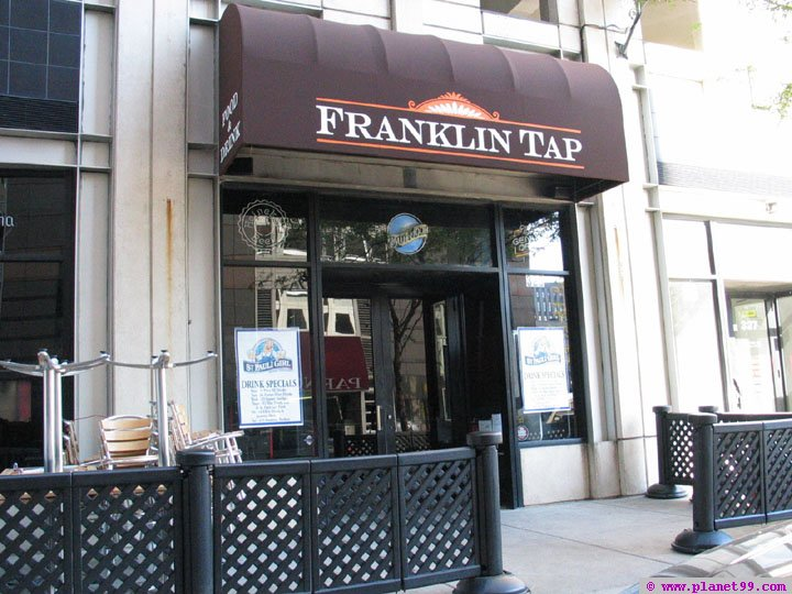 Franklin Tap , Chicago