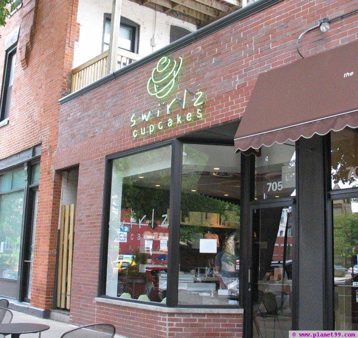 Swirlz Cupcakes , Chicago