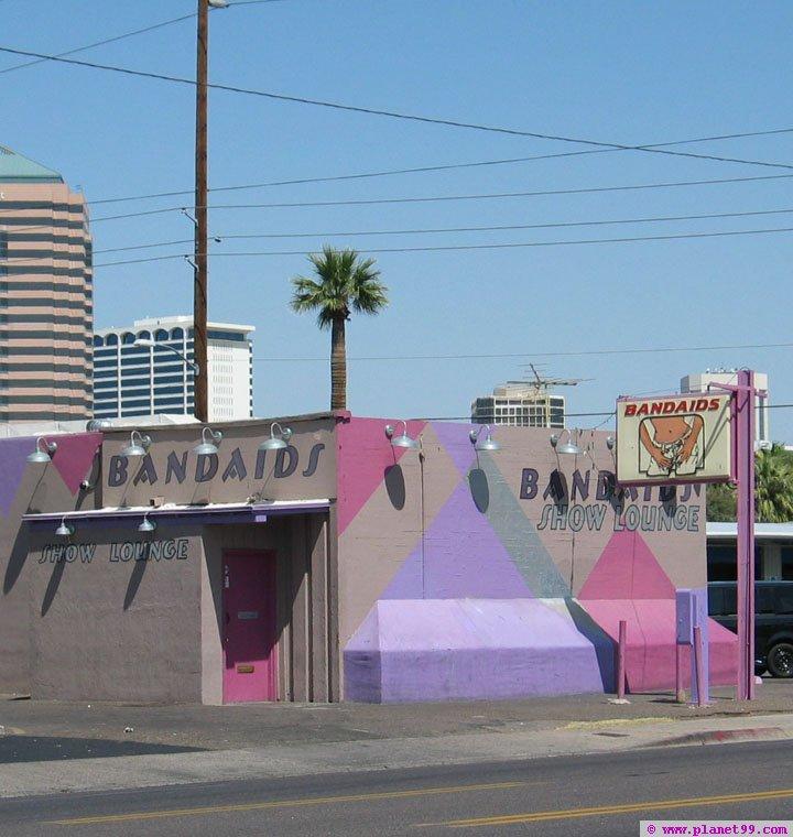 Band Aids , Phoenix