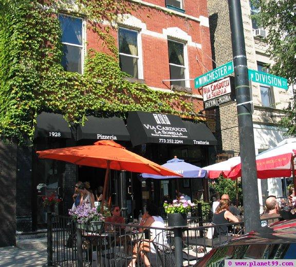 Via Carducci La Sorrella , Chicago