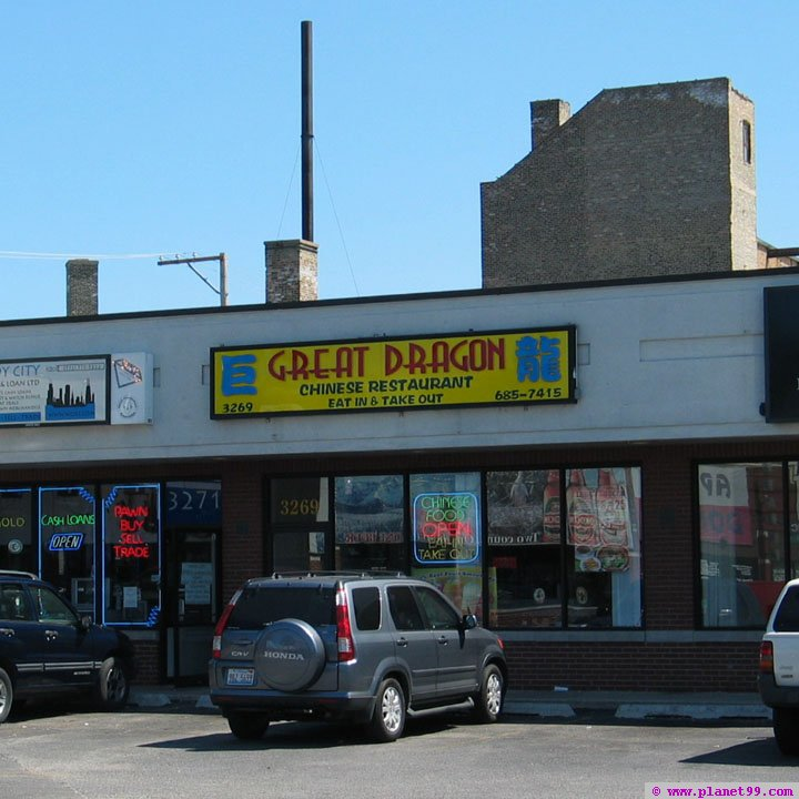 Great Dragon , Chicago