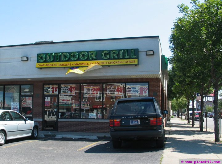 Outdoor Grill , Chicago