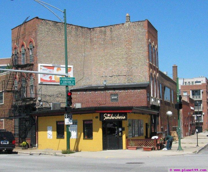 Sandwicheria , Chicago