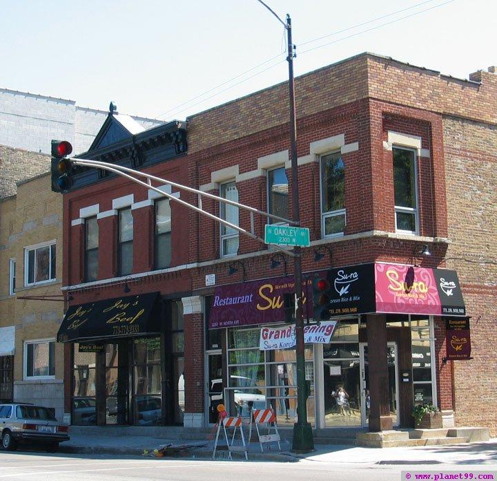 Su-Ra  , Chicago