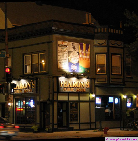 Fearon's Irish Pub  , Chicago