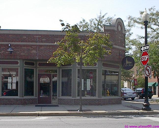 Cellar Bistro , Wheaton