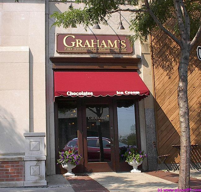 Graham's Chocolates , Wheaton