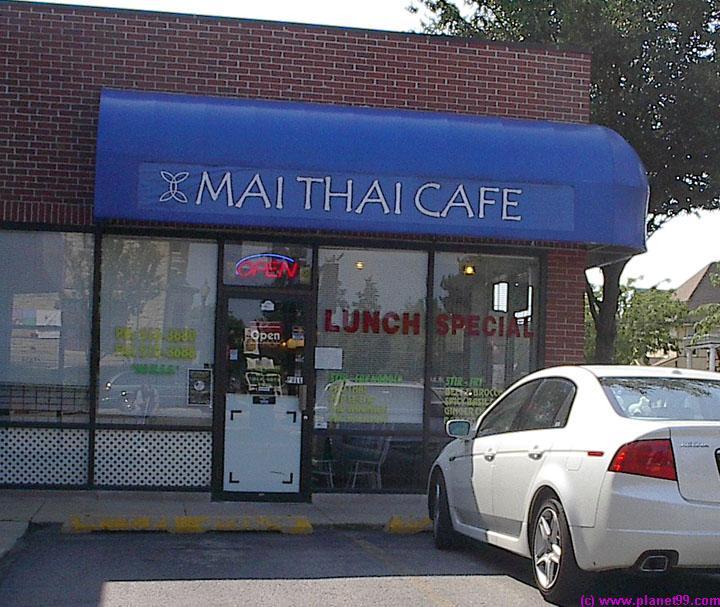 Mai Thai Cafe , Wheaton