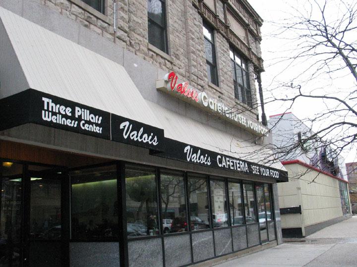 Valois , Chicago