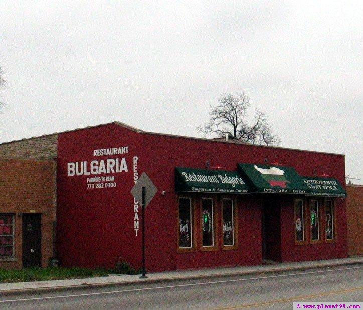 Restaurant Bulgaria , Chicago