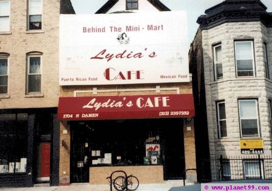 Lydia's Cafe  , Chicago
