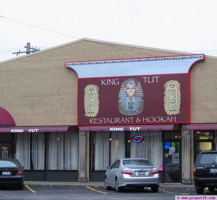 King Tut Restaurant and Hookah , Chicago