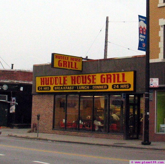 Huddle House , Chicago