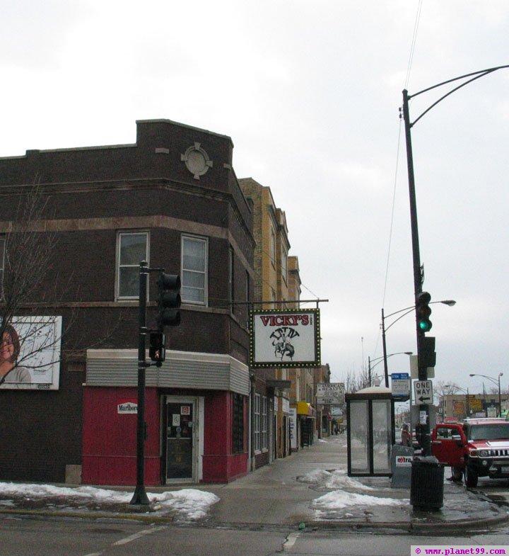 Vicky's Inn , Chicago