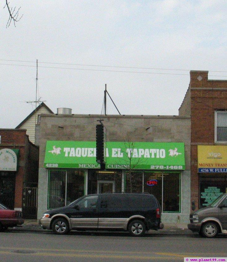 Taqueria El Tapatio , Chicago