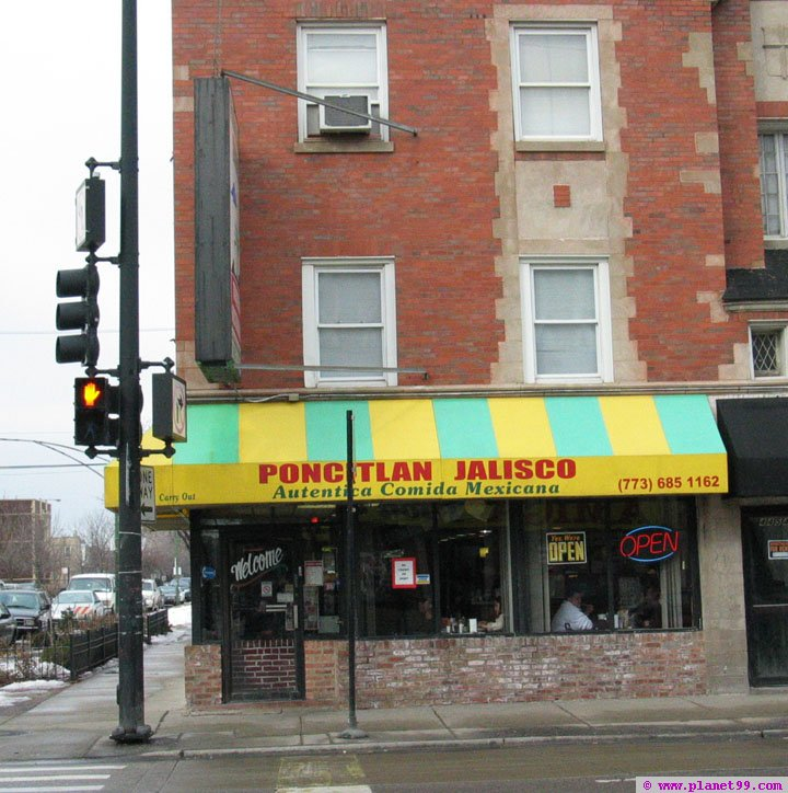 Poncitlan Jaslisco , Chicago