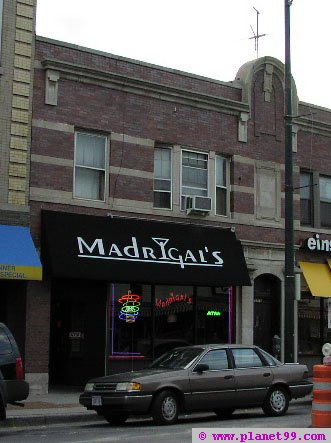 Madrigal's Cafe  , Chicago