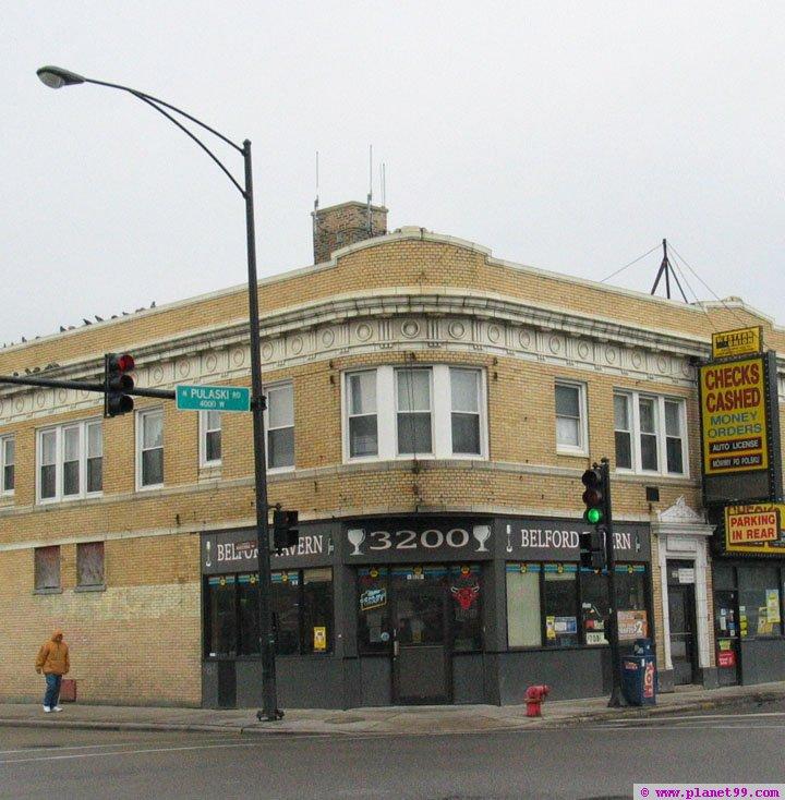Belford Tavern , Chicago