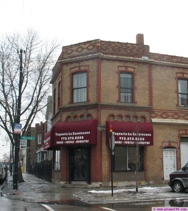 Taqueria La Zacatecana , Chicago