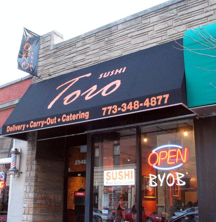 Sushi Toro , Chicago