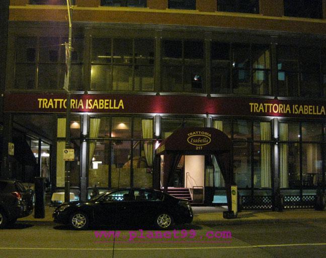 Trattoria Isabella , Chicago