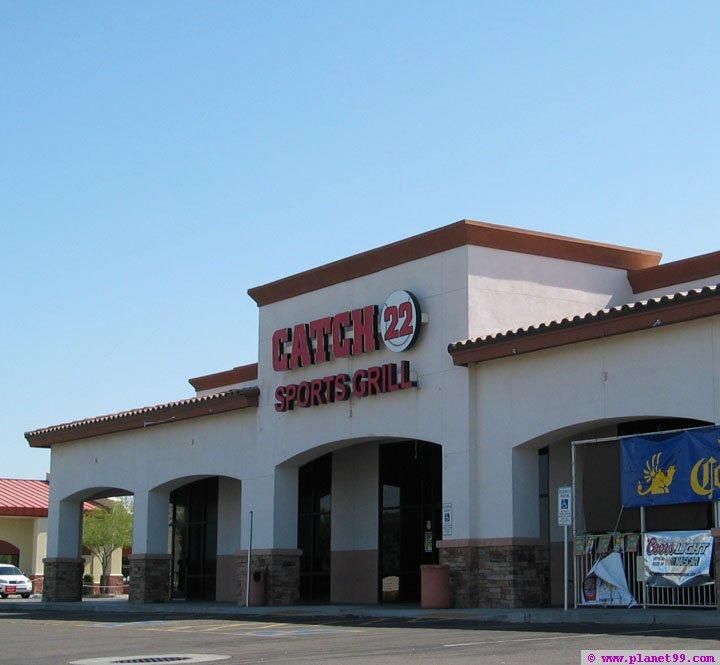 Catch 22 Sports Grill , Phoenix